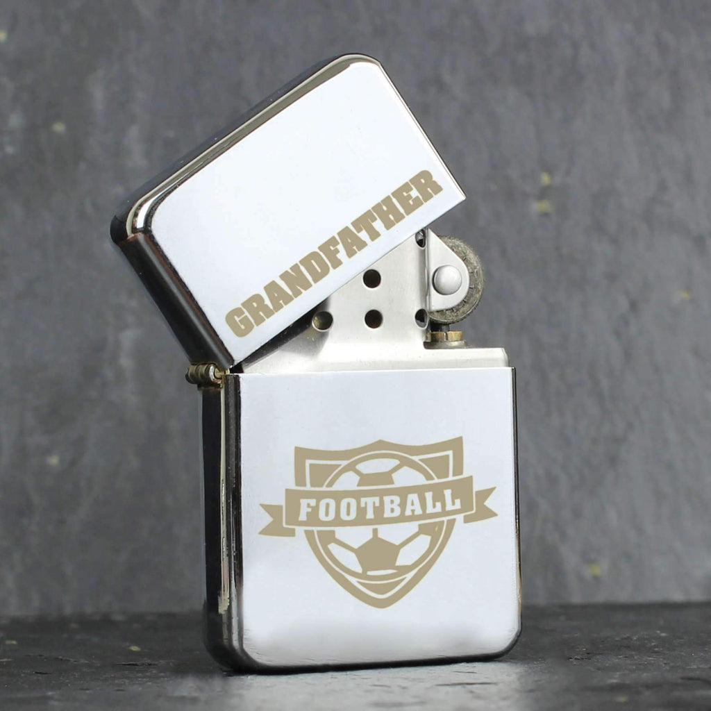 Personalised Football Lighter Memento