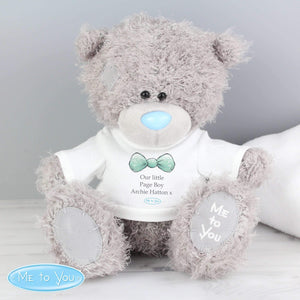 Personalised Me To You Boy's Teddy with T-Shirt