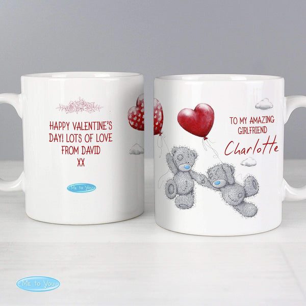 Personalised Me To You Couples Mug