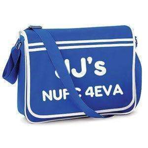 Personalised Messenger Bag