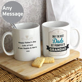 Personalised Only the Best Dads....Mug