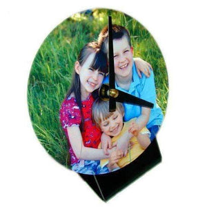 Personalised Photo Desk Clock