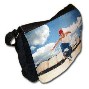 Personalised Photo Messenger Bag