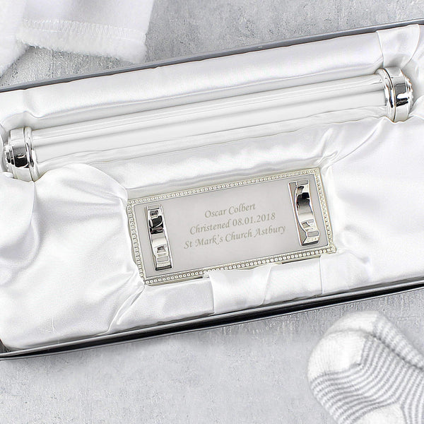 Personalised Plain Certificate Holder