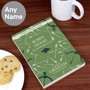 Personalised Robin Hood Novel - 1 Character