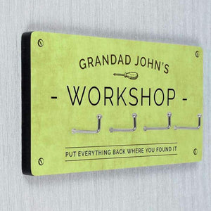 Personalised Workshop Hooks