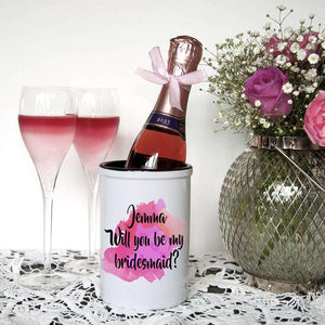 Personalised Champagne Bucket