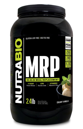 Muscle Matrix MRP - NutraBio