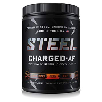 Charged-AF - Steel Supplements