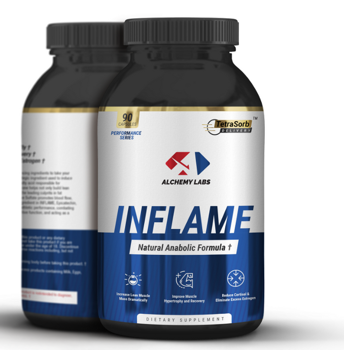 Inflame (90 caps) - Alchemy Labs