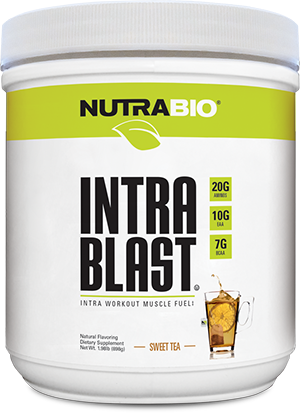 Intra Blast Natural - NutraBio