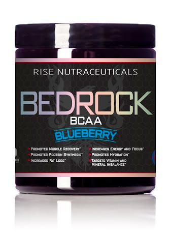 Bedrock BCAAs - Rise Nutraceuticals