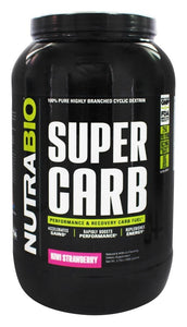 Super Carb 60 servings