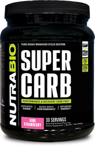 Super Carb 30 servings