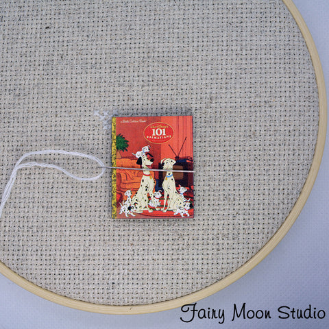 101 Dalmations Book Needle Minder