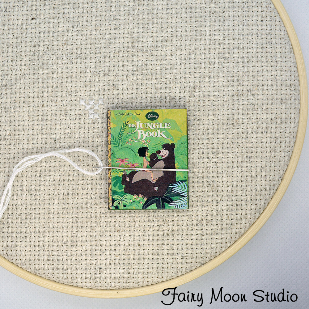 Jungle Book Needle Minder