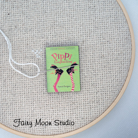 Pippi Longstockings Needle Minder