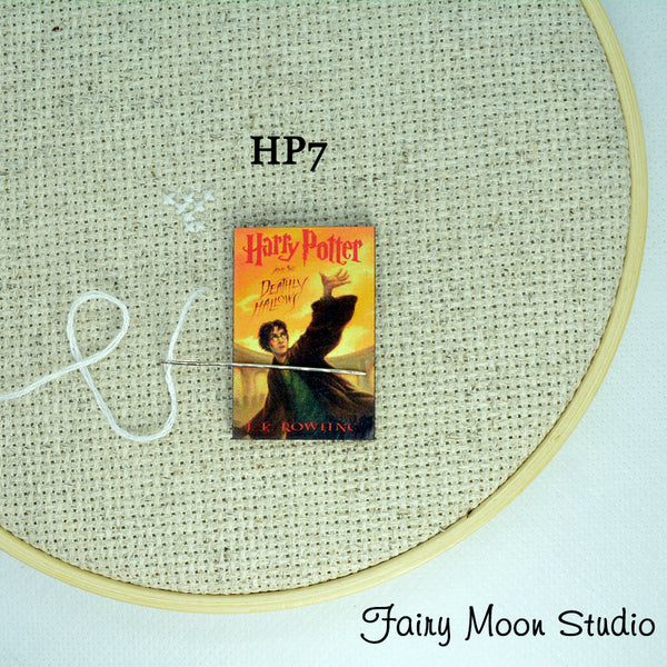 Harry Potter Books Needle Minder (10 Designs)