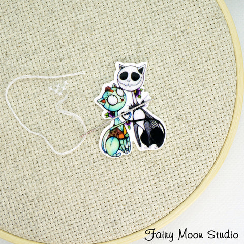 Nightmare Before Christmas Needle Minder