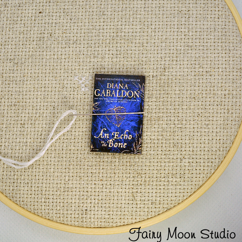 An Echo on the Bone Needle Minder