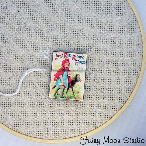 Little Red Riding Hood Book Needle Minder