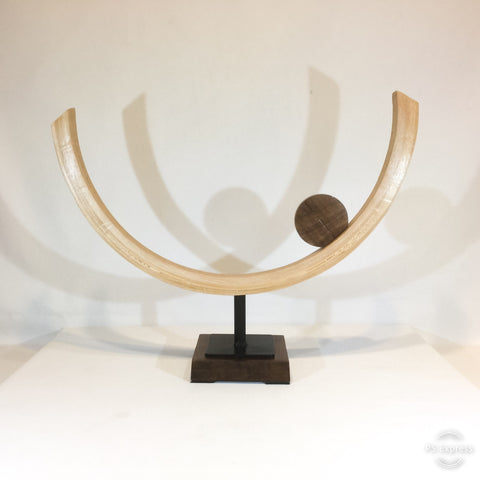 Impulsion - Sculpture de Maurice Ferland