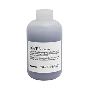 Davines Love Smoothing Shampoo Shampooing lissant cheveux crépus/indisciplinés 250ml