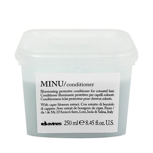 Davines Minu Conditioner Conditioner illuminant pour cheveux colorés 250ml