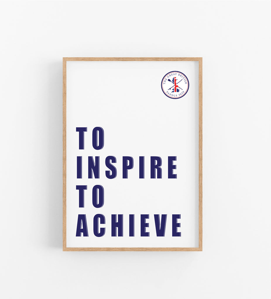 TO INSPIRE TO ACHIEVE