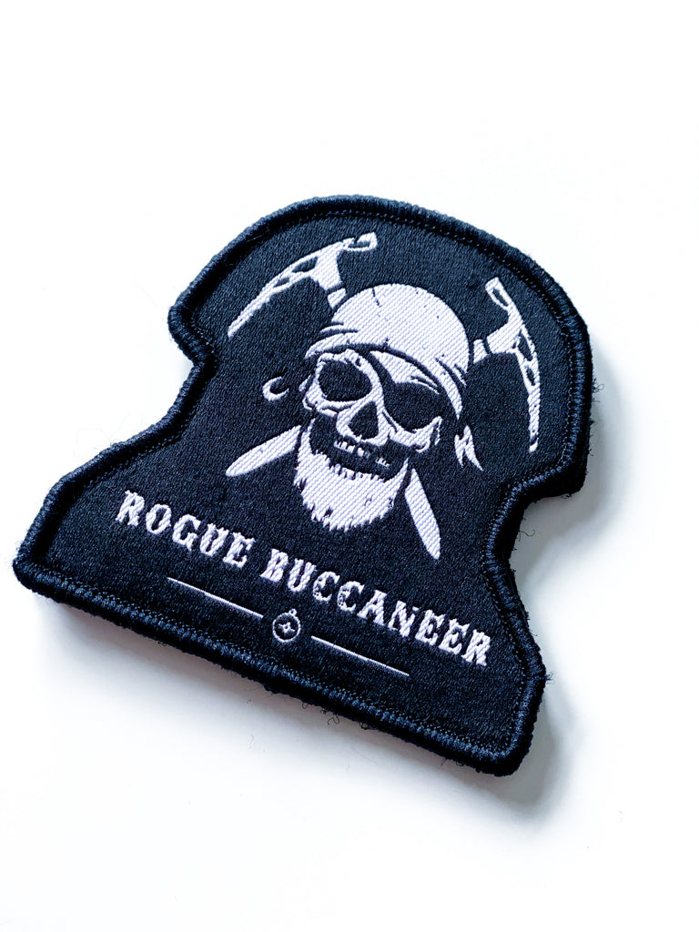 ROGUE BUCCANEER PATCH MOUNTAIN EDITION