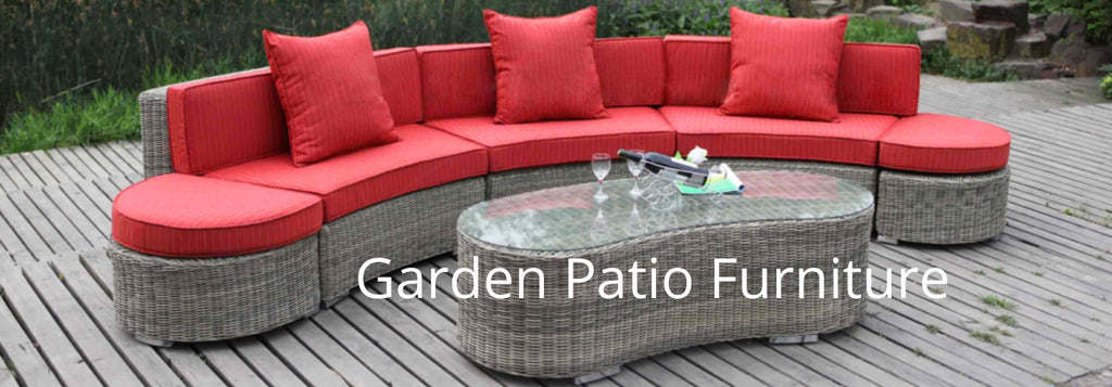 Garden Patio Furniture For Your New House in South Florida Modern