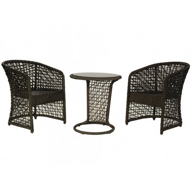 Patio Premium Furniture Bari - Dinning Set by Modern Home Style