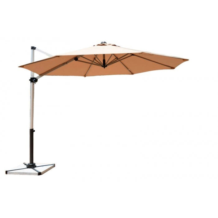 Patio Premium Furniture Cantilever Umbrella- Gioia by Modern Home Style