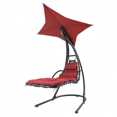 Patio Premium Furniture Hanging Chair- FLY BED by Modern Home Style