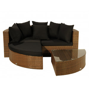 Patio Premium Furniture IL Giardino Pisa - Sectional Set by Modern Home Style