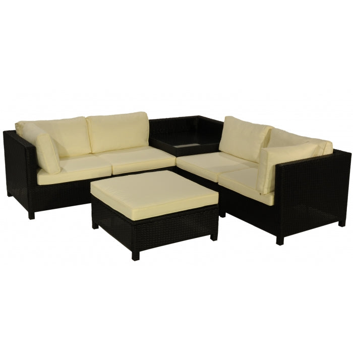 Patio Premium Furniture IL Giradino Portofino - Sectional Set by Modern Home Style