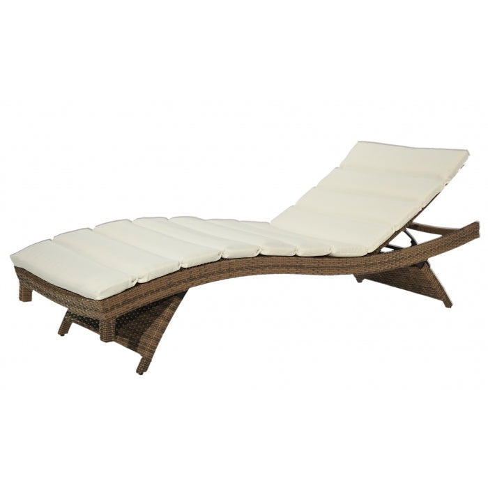 Patio Premium Furniture IL Giardino Santorini - Chaise Lounge by Modern Home Style