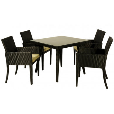 Patio Premium Furniture Sicilly - Dinning Set by Modern Home Style
