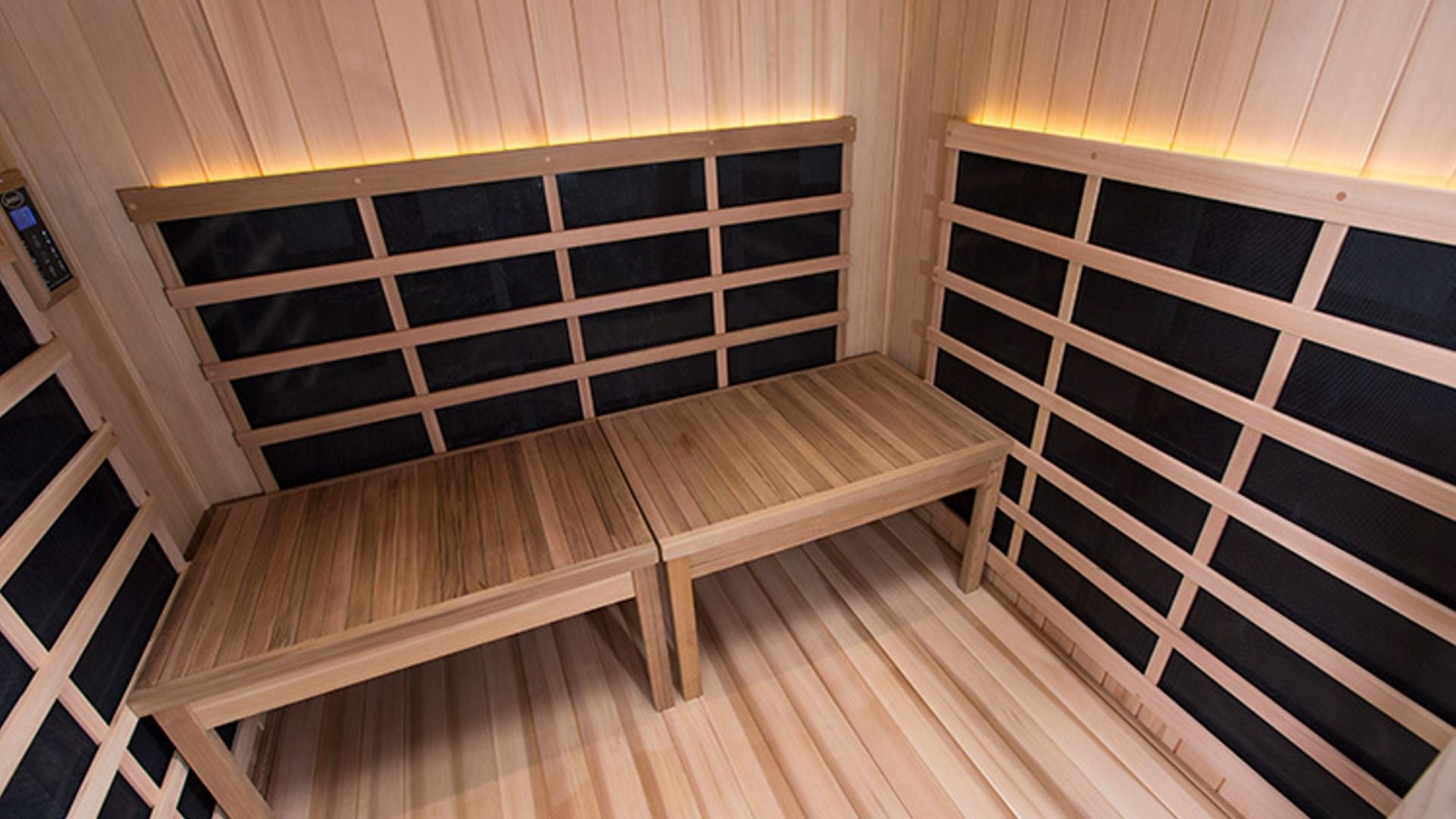 Infrared Custom Sauna