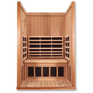 2 Person Sauna - Clearlight Premier IS-2 Two Person Jacuzzi Infrared Sauna