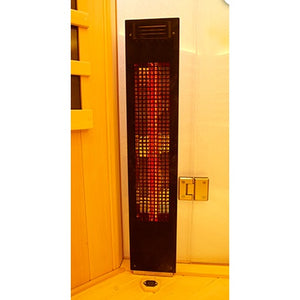2 Person Sauna - Clearlight Sanctuary 2 Outdoor Infrared Sauna