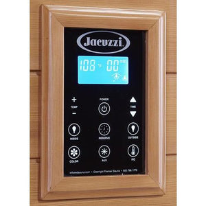 3 Person Saunas - Clearlight Premier IS-3 Three Person Jacuzzi Infrared Sauna