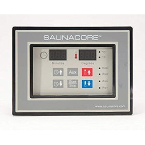 Residential Heater - Ultimate Residential Electric Sauna Heater By Saunacore