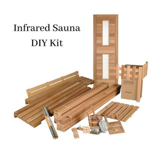 Saunas Accessories - Infrared Radiant Sauna Kits By Saunacore