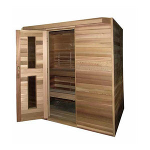 Saunas - Traditional Modular Series Sauna By Saunacore
