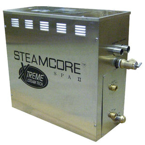 Steam Generator - Steamcore Spa II Series Steam Bath Generator By Saunacore