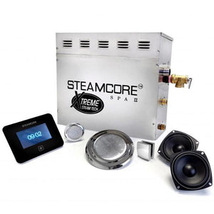 Steam Generator - Steamcore Xtreme SPA II SSB Series Steam Bath Generator By Saunacore