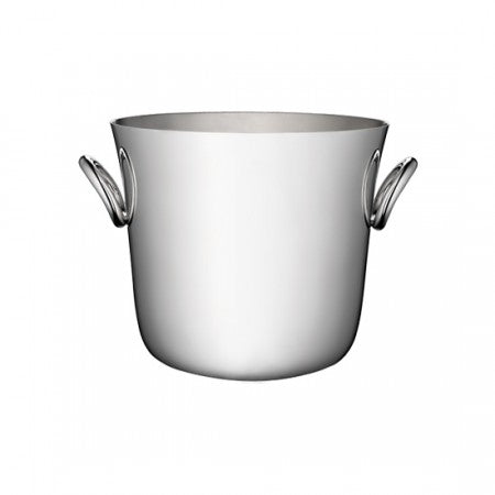 CHRISTOFLE VERTIGO SILVER PLATE ICE BUCKET