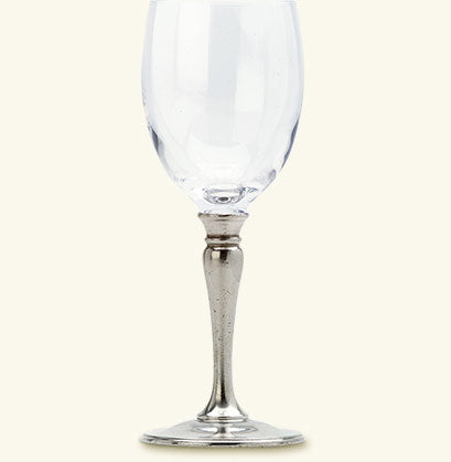 MATCH PEWTER CLASSIC RED WINE GLASS