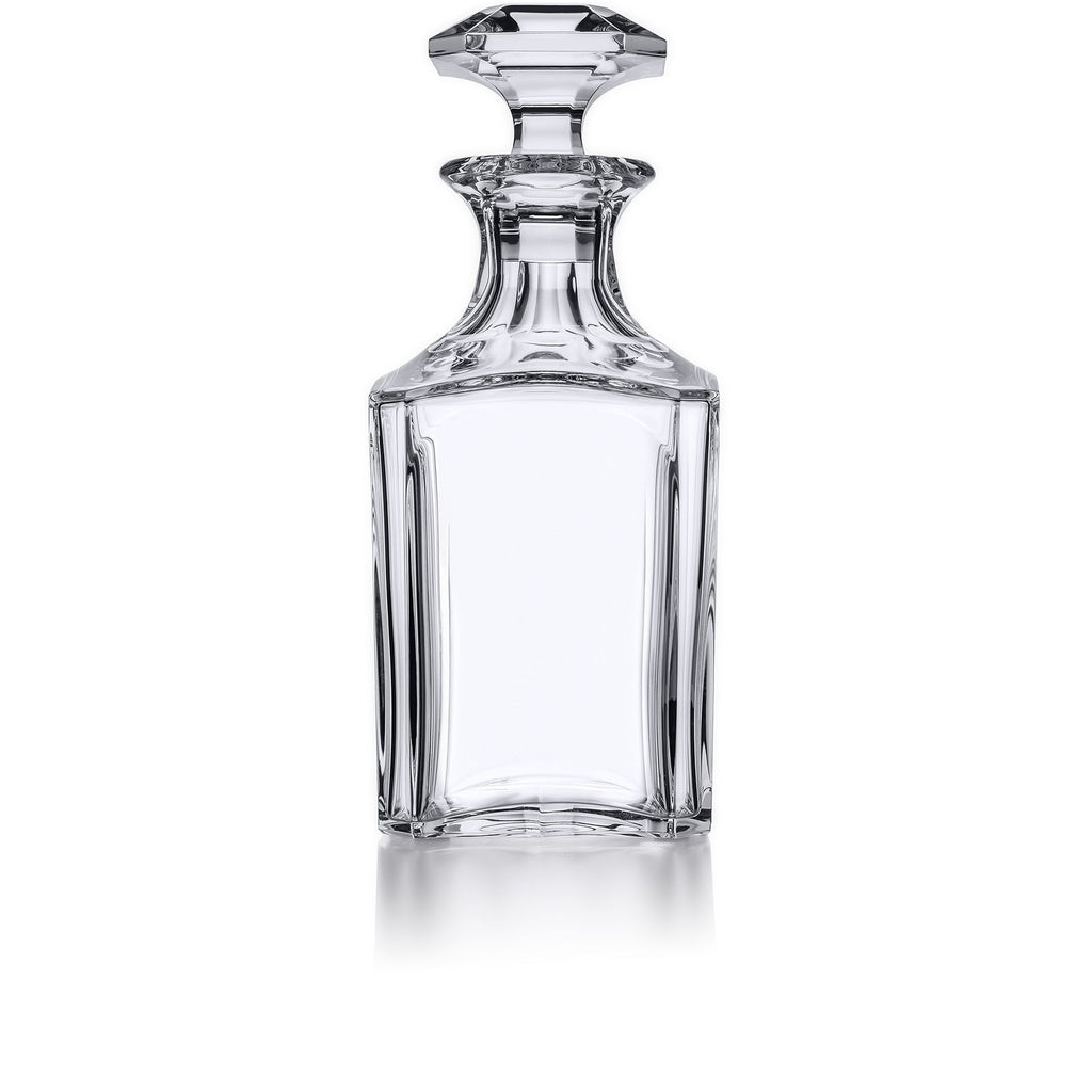 BACCARAT PERFECTION SQUARE DECANTER
